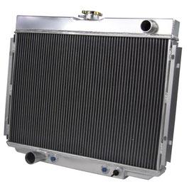 Radiateur d'eau en aluminium V8 Big Block 67-70