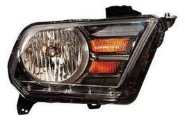 Phare halogene avant complet Ford Mustang GT / V6 10-14