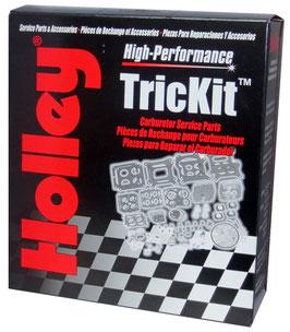 Pochette de joints carburateur HOLLEY 4150 / 4160 - HOLLEY 4BBL Rebuild Kit