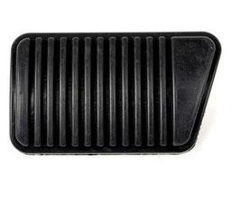 Patin de pédale de frein à tambour boite manuelle - Mustang Drum Brake Pedal Pad Manual Transmission