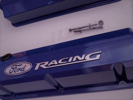 Cache-culbuteurs FORD RACING en Aluminium - FORD RACING Valve Cover
