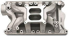 Collecteur d'admission EDELBROCK RPM AIR GAP 7581 - Edelbrock 7581 Intake Manifold