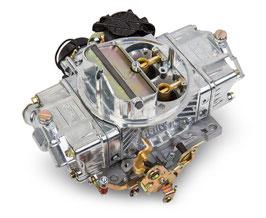 Carburateur HOLLEY  670 cfm Street Avenger - HOLLEY 670 cfm Carburetor Electric Choke