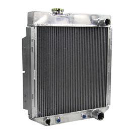 Radiateur d'eau en aluminium V8 Small Block 64-66