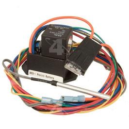 Kit de controle de temperature pour ventilateur electrique - Cooling fan controller