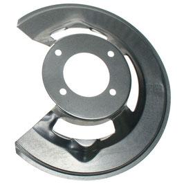 Flasque de protection de disque de frein avant - 65-67 Mustang Disc brake dust shields