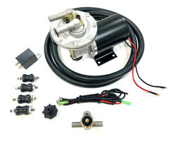 Mastervac electrique 12v - Brake booster electric vacuum pump kit for brake systems