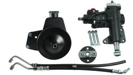 Kit de conversion de direction BORGESON - Borgeson 999021 Conversion Kit for 68-70 Mustang & Cougar w/ Manual Steering