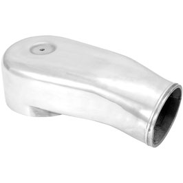 "Conduit d'admission d'air SPECTRE (cold air intake ) - Spectre 9849 Air Intake Plenum Single 4"" Inlet"