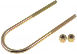 U-bolts (cavalier de pont) rallongé - U axle bolt