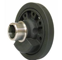Balancier de vilebrequin -  harmonic balancer damper 302ci