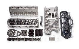 Kit haut moteur EDELBROCK 2027 - Edelbrock 2027 Power Package Top End Kit Ford 289 302