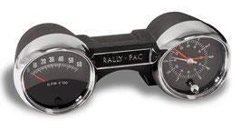 RALLY-PAC 6000rpm Mustang V8 289ci 1965