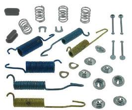 Kit de réfection pour frein à tambour - 65-73 Drum Brake Hardware Kit