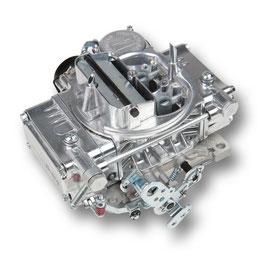 Carburateur HOLLEY  600cfm - HOLLEY 600cfm Carburetor Electric Choke