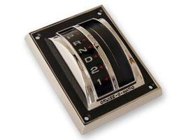 Console sélecteur de vitesse boite automatique - Mustang Auto Shifter Bezel