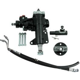 Kit de conversion de direction BORGESON - Borgeson 999024 Power Steering Conversion Kit Fits 68-70 Mustang
