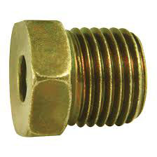 "Raccord de frein 9/16""-18 tube de 3/16"" - 9/16""-18 Fitting for 3/16"" tube"