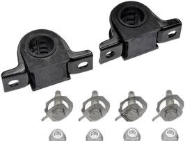 Kit silent bloc de barre stabilisatrice avant 31mm