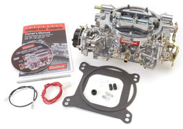 Carburateur EDELBROCK 600 cfm - EDELBROCK 600 cfm Carburetor Electric Choke