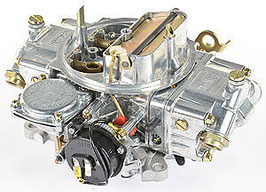 Carburateur HOLLEY  750cfm - HOLLEY 750 cfm Carburetor Electric Choke