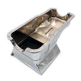 Carter d'huile moteur 7 quarts - 65-87 Mustang Small Block 7 quarts Oil Pan