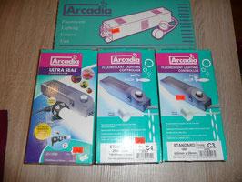 Arcadia Betriebseinheiten für Leuchtstoffröhren (Vorschaltgeräte)