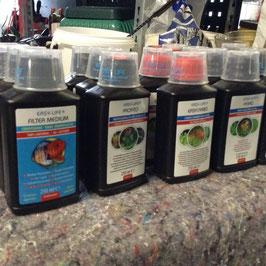 verschiedene Easy Produkte 250 ml
