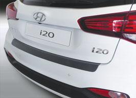 Ladekantenschutz für HYUNDAI i20 Facelift 5 türig ab Bj. 07/2018