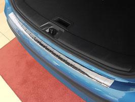 EDELSTAHL Ladekantenschutz für Nissan Qashqai Facelift ab Bj. 03/2017