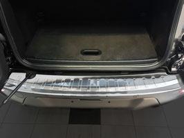 Edelstahl Ladekantenschutz für Ford ECOSPORT abFacelift ab Bj. 11/2017