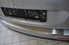 EDELSTAHL Ladekantenschutz für Mitsubishi Outlander 2013-2015