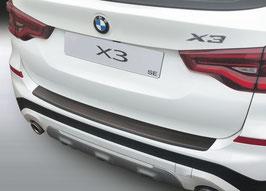 Ladekantenschutz für BMW X3 Typ G01 ab 11/2017