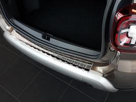 Edelstahl Ladekantenschutz für Dacia Duster II ab Bj. 01/2018