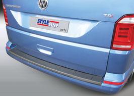 Ladekantenschutz gerippt für VW T6  Caravelle / Multivan / Transporter