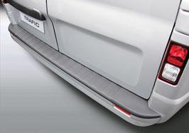 Ladekantenschutz Stoßstangenschutz für Renault Trafic ab06/2014