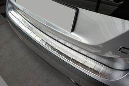 Edelstahl Ladekantenschutz für  Citroen C4 3. Generation auch e-C4 ab Bj. 09/2020
