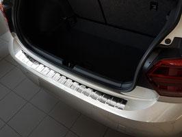 Edelstahl Ladekantenschutz für VW POLO 6 Typ AW ab 12/2017