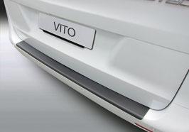 Ladekantenschutz für Mercedes V-Klasse / Viano / Vito ab 05/2014-02/2019