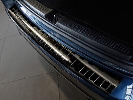 Edelstahl Ladekantenschutz graphit schwarz eloxiert  für Mercedes B-Klasse Typ W247 ab Bj. 12/2018