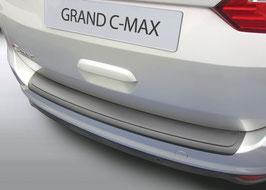 Ladekantenschutz Stoßstangenschutz für Ford Grand C-MAX ab 06/2015