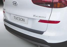 Ladekantenschutz Stoßstangenschutz Hyundai Tucson ab Baujahr 09/2018