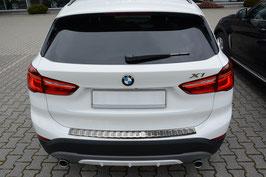EDELSTAHL Ladekantenschutz für BMW X1 F48 ab 2015