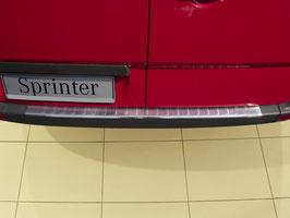 Edelstahl Ladekantenschutz für Mercedes Sprinter 2006-2013