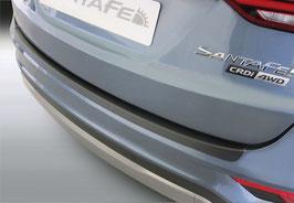 Ladekantenschutz für Hyundai Santa Fe 4x4 ab 09/2015-03/2018