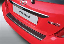 Ladekantenschutz für Toyota  Yaris 09/2011-08/2014