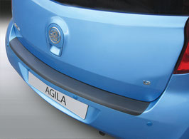 Ladekantenschutz für Opel Agila Bj. 03/2008 - 06/2015