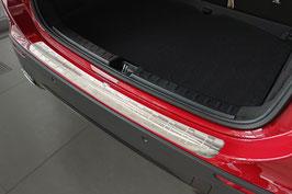 Edelstahl Ladekantenschutz für Mercedes GLA II Typ H247 ab Bj. 02/2020