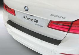 Ladekantenschutz Stoßstangenschutz für BMW 5er G30 Limousine  05/2010-09/2016