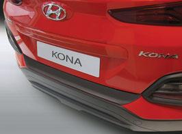 Ladekantenschutz Stoßstangenschutz für Hyundai KONA ab 11/2017